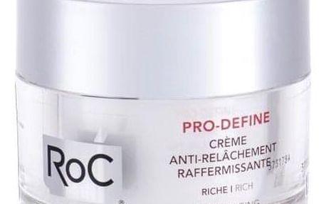 RoC Pro-Define Anti-Sagging 50 ml zpevňující denní pleťový krém pro ženy