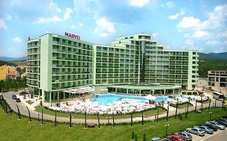 Bulharsko - Slunečné pobřeží na 9-15 dnů, all inclusive