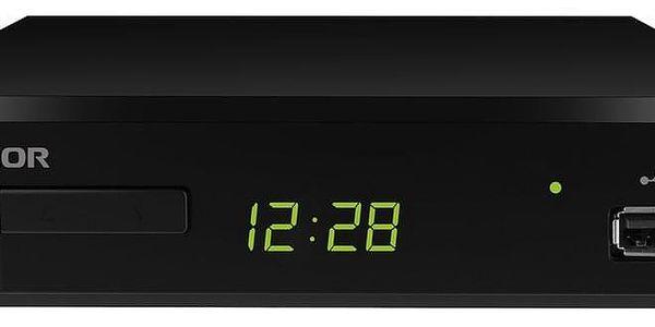 SENCOR SDB 520T H.265 (HEVC) DVB-T přijímač