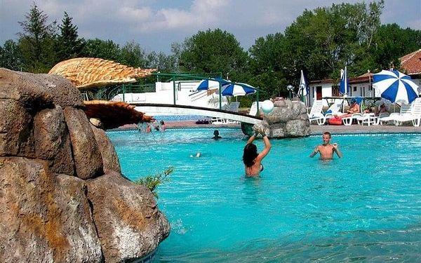 Trakia Plaza, Slunečné Pobřeží, Bulharsko, Slunečné Pobřeží, letecky, all inclusive2