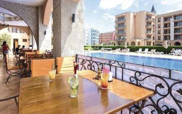 Palazzo, Slunečné Pobřeží, Bulharsko, Slunečné Pobřeží, letecky, all inclusive2