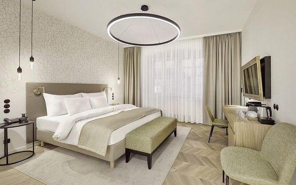 Historie i luxus v hotelu OLDINN**** v Českém Krumlově