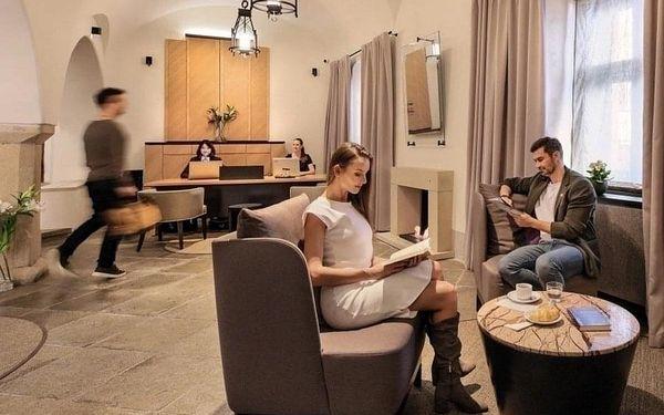 2denní pobyt pro 2 v hotelu OLDINN**** (nástupní dny Ne–Čt)2