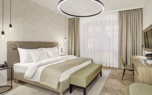 2denní pobyt pro 2 v hotelu OLDINN**** (nástupní dny Ne–Čt)5