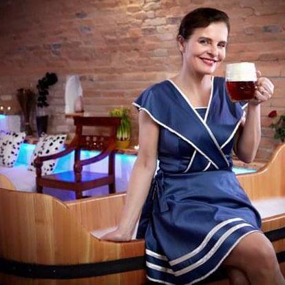 Pivní a meduňková péče pro DVA s relaxační zvukovou terapií a večeří pro dva - až 10 zážitků pro každého včetně bonusu ubytování na 2 noci
