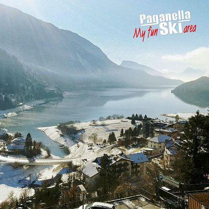 6denní Paganella se skipasem, denní přejezd | Hotel Aurora*** | Doprava, ubytování, polopenze a skipas