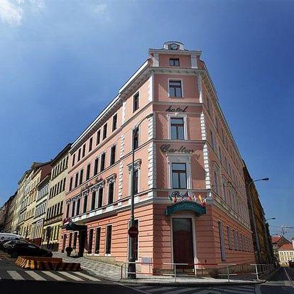 Praha 3 - hotel CARLTON, Česko