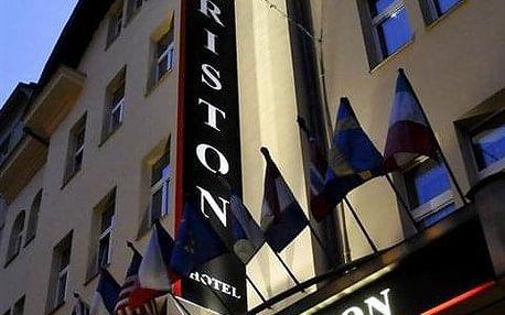 Praha 3 - hotel ARISTON & ARISTON PATIO, Česko