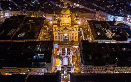 Adventní Budapešť | Jednodenní zájezd na vánoční trhy do Maďarska