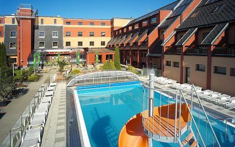 Češkovice - Blansko, Wellness Hotel Panorama**** s krásným výhledem