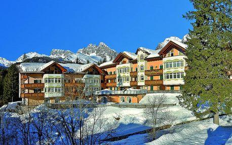 Itálie - Dolomity na 8 dnů
