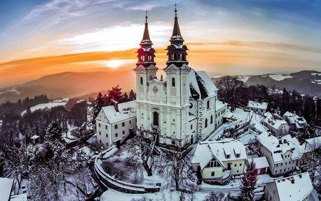 Adventní Linec | Jednodenní zájezd na vánoční trhy do Rakouska