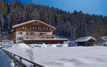 3–7 noci Val di Fassa | Hotel La Molinella*** s polopenzí | Dítě do 6,99 let zdarma, wellness v ceně