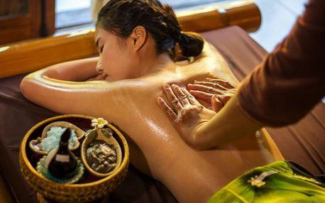 Klasická thajská masáž v délce 90 minut