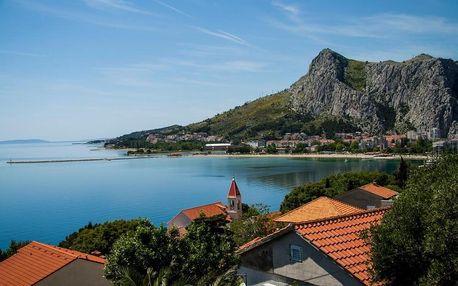 Chorvatsko, Omiš: Apartments Beautiful View