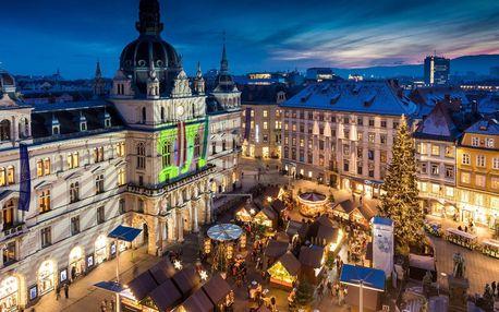 Adventní Gratz | Jednodenní zájezd na vánoční trhy do Rakouska