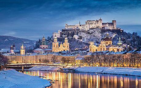 Adventní Salzburg | Jednodenní zájezd na vánoční trhy v Rakousku