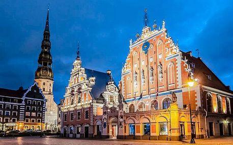 Adventní zájezd Riga, Tallin | 4denní zájezd na vyhlášené vánoční trhy