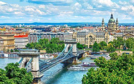 Hostel Budapest City v centru s dětmi do 17 let zdarma