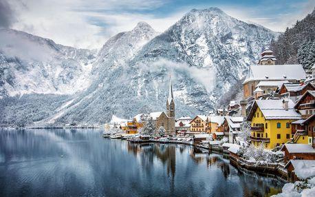 Advent v Solné komoře | Jezero Hallstatt | Jednodenní zájezd s průvodcem