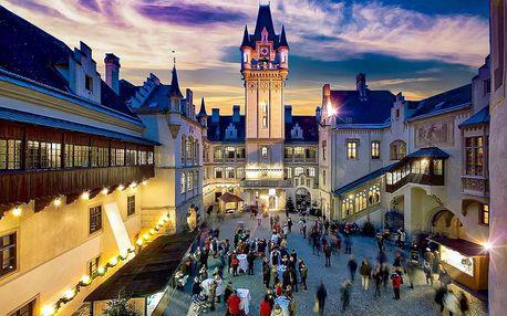 Advent na Dunaji v údolí Wachau | Jednodenní zájezd na vánoční trhy do Rakouska