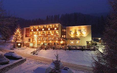 5–7 nocí Folgarida–Marilleva | Hotel Garden*** | Dítě do 6,99 let zdarma, wellness v ceně