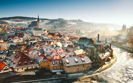 Adventní Český Krumlov | Jednodenní autobusový zájezd na vánoční trhy