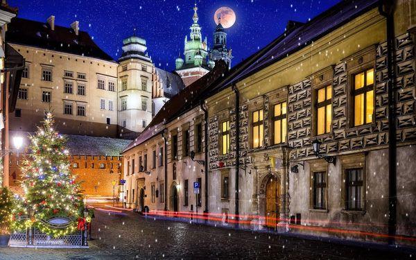 Advent v Krakově z Moravy, autobusem, strava dle programu2