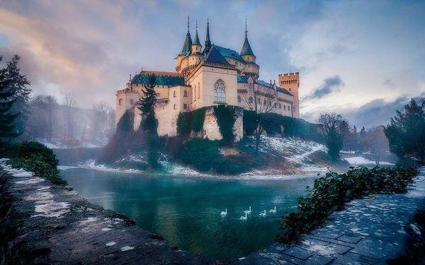 Advent na zámku Bojnice | Jednodenní poznávací zájezd na Slovensko