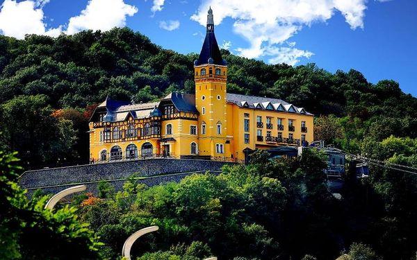 České středohoří: Hotel a Restaurant Větruše