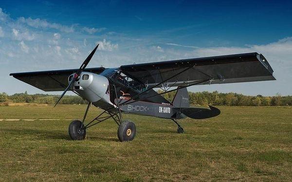 Pilotování extrémního letadla Savage Shock Cub