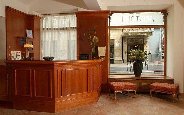 Praha 3 - hotel ARISTON & ARISTON PATIO, Česko, vlastní doprava, snídaně v ceně5