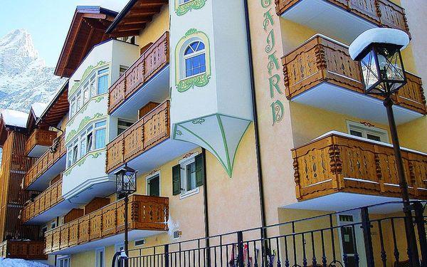 Residence Pez Gejard, Dolomity, vlastní doprava, bez stravy2