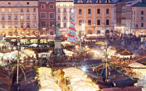 Advent v Krakově z Moravy, autobusem, strava dle programu3