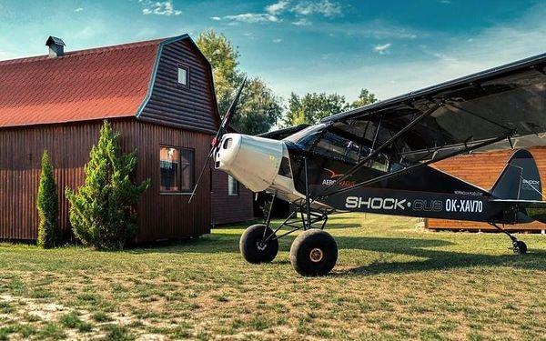 Pilotem na zkoušku - letadlo Shock, cca 30 min, počet osob: 1 osoba, Praha (Praha)4
