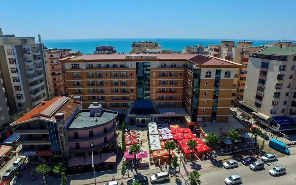 Hotel Germany, Dürres, letecky, all inclusive4