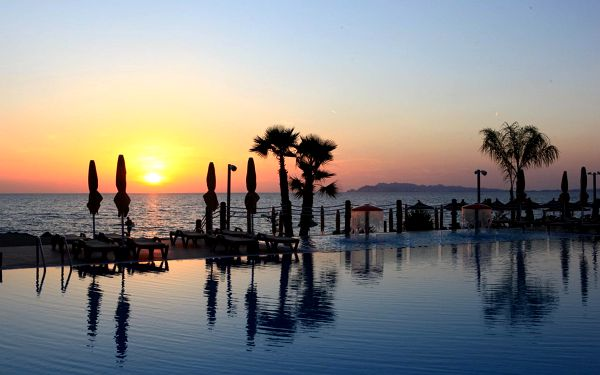 Hotel Grint, Dürres, letecky, all inclusive5
