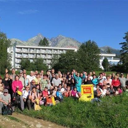 Tatranská Lomnica na 8 dnů, polopenze