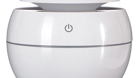 Sixtol aroma difuzér Ball bílá lesk 130 ml