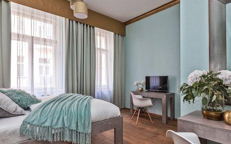 Luxusní ubytování u Staroměstského náměstí