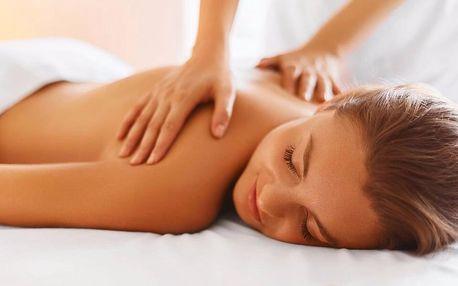 Speciální masáže: lymfatická i harmonizační