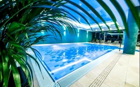 Wellness pobyt v Trenčianských Teplicích v hotelu Panorama ****