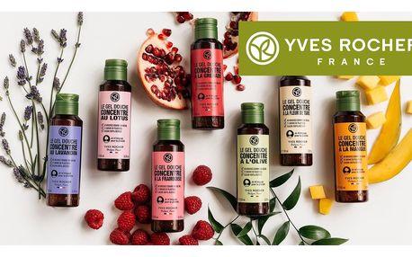 Poukaz do e-shopu Yves Rocher a dárky k nákupu