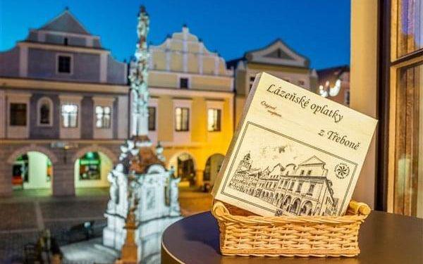 ZLATÁ HVĚZDA - Třeboň, Jižní Čechy, vlastní doprava, snídaně v ceně4