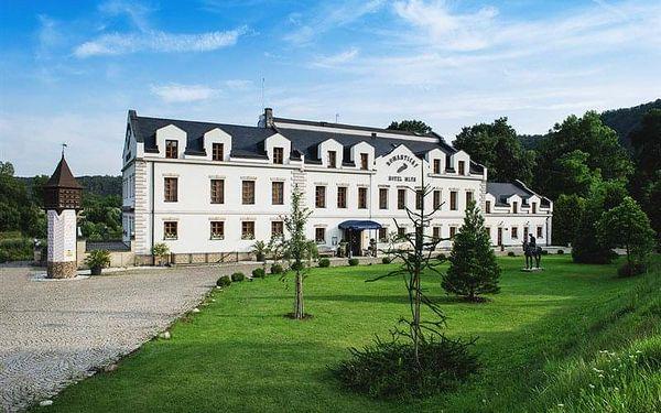 Karlštejn - Romantický hotel MLÝN, Česko