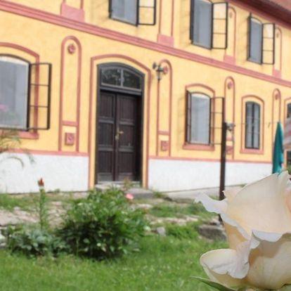 Třeboňsko: Penzionek Na Mlýně Krkavci