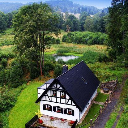 Národní park České Švýcarsko: Chalupa Dlouhý Důl 19