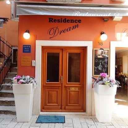 Chorvatsko, Rovinj: Residence Dream