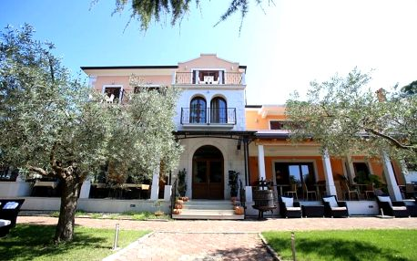 Chorvatsko, Rovinj: Bed and breakfast Villa Dobravac