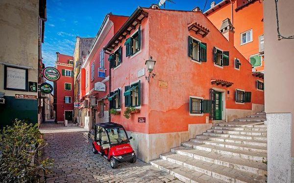 Chorvatsko, Rovinj: Residence Porta Antica